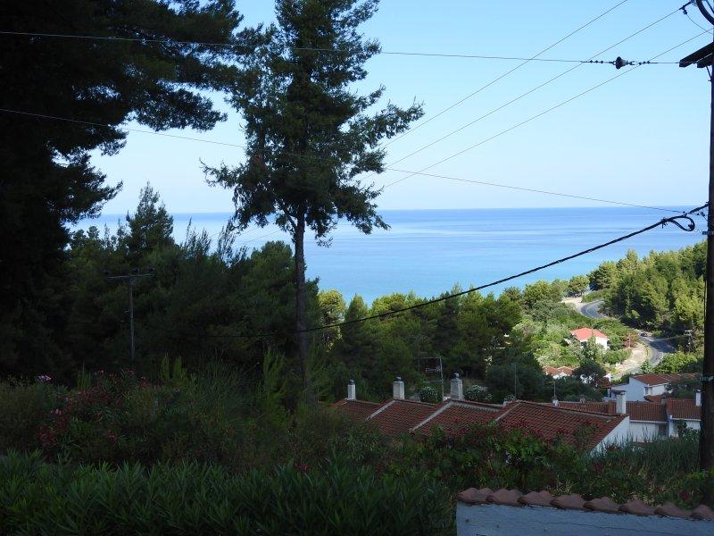 Sea Horizon, holiday rental in Fourka