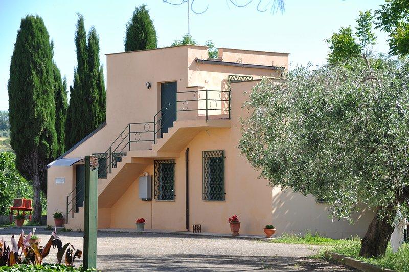 """Adamasseria Dwelling Caterina: próximo do mar, os mais """"belas aldeias, perto de Pescara, no verde"""