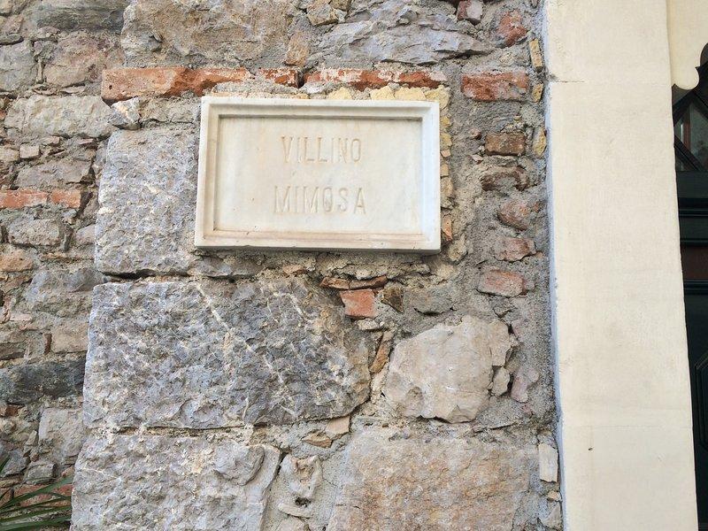 VILLA MIMOSA Taormina