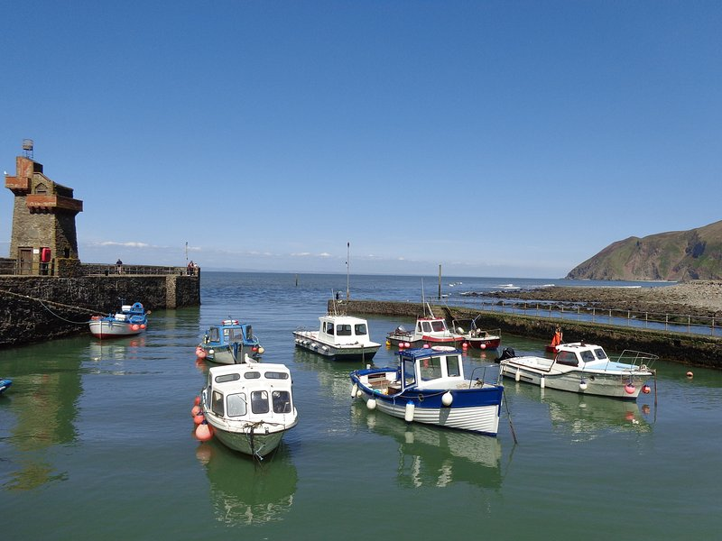 Lynmouth port