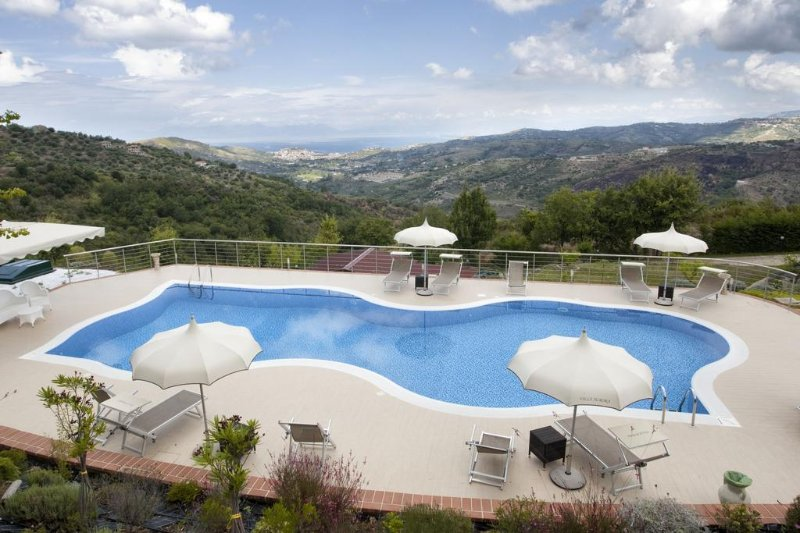 B&B Villa Aurora, holiday rental in Vatolla
