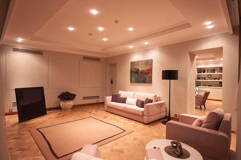 Exclusive apartment, holiday rental in Dmitrovskoye