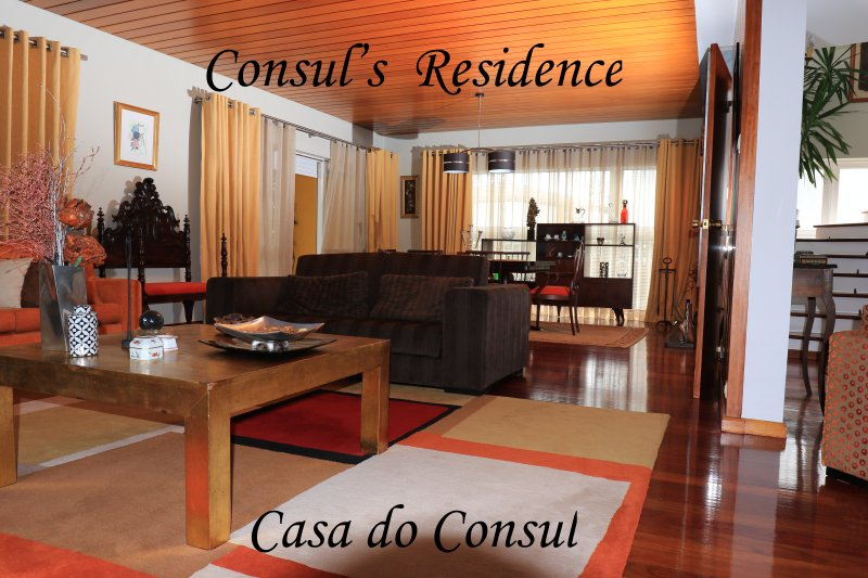 Consul's Residence/Casa do Consul, vacation rental in Ponta Delgada