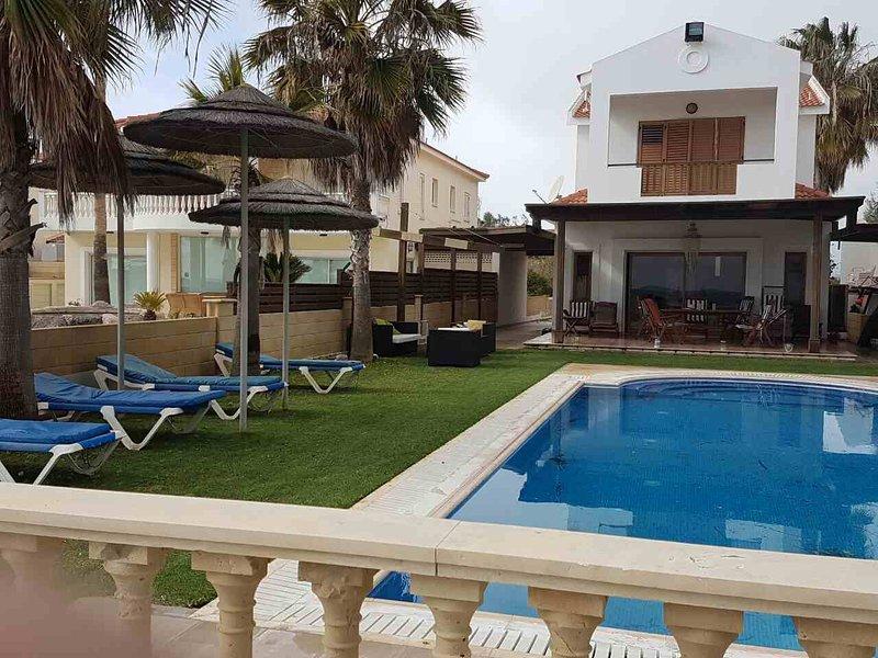 Oasi Rejuve Villa, holiday rental in Pervolia