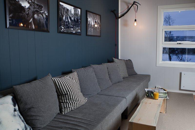 Tana Panorama Apartments - Alit, aluguéis de temporada em Finnmark