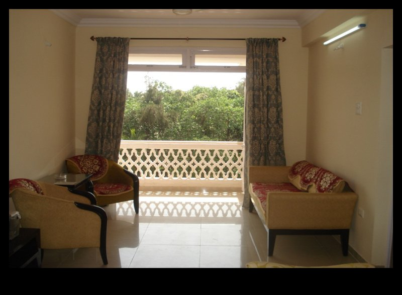 Furnished 2BHK Apartment at Colva (South Goa), vacation rental in Ponda