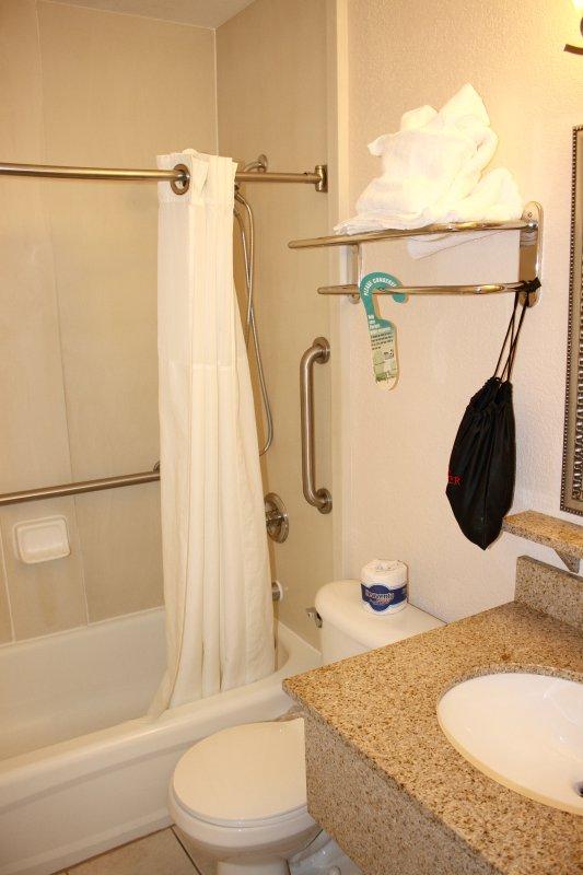 Un solo cuarto de baño