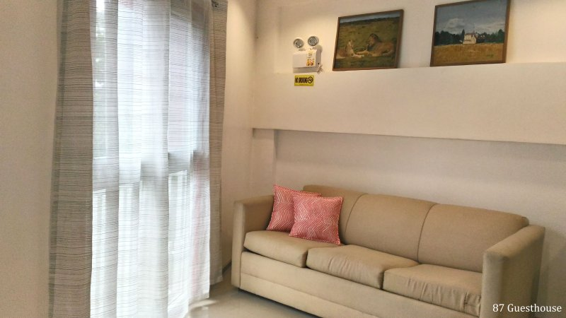 Nice Apartment Unit A - 87 Guesthouse, Baguio City, holiday rental in Cordillera Region
