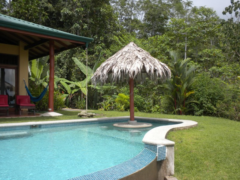 Welcome to your private Paradise surrounded by Jungle!