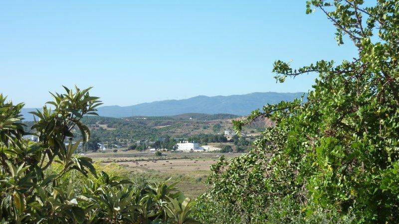 Vista dal terrazzo apt Zavial