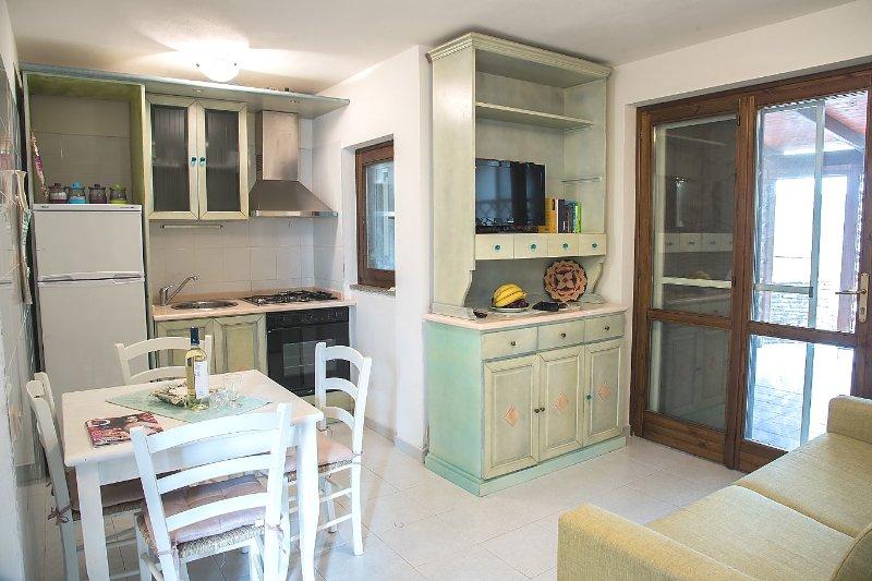 CASA GIUNI 1, vacation rental in Stintino