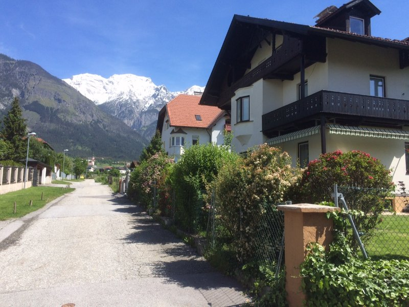 Apartment Kristina,near Innsbruck, holiday rental in Weerberg