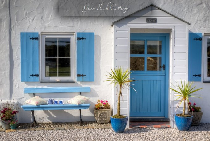 Glan Soch Cottage - Holiday rental, aluguéis de temporada em Abersoch