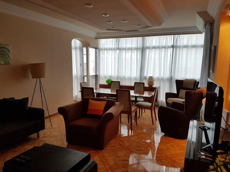 louer appartement Santa Cruz de Tenerife rêver ciel