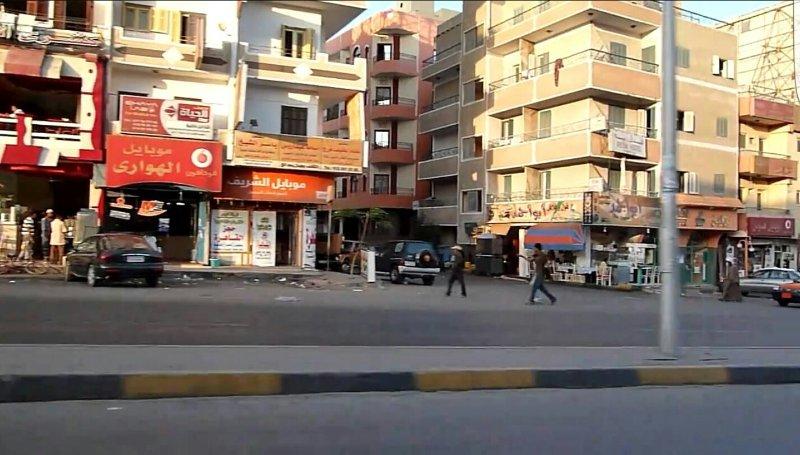 Dahar das 'alte' Hurghada in 10min