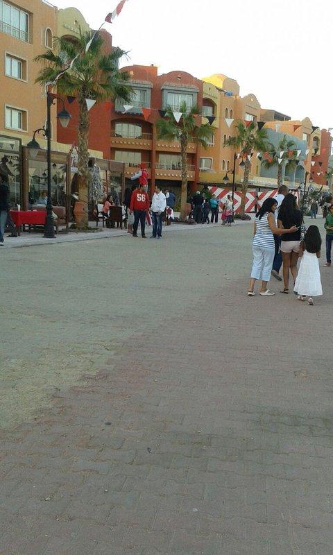 Marina - Hafen in 10min