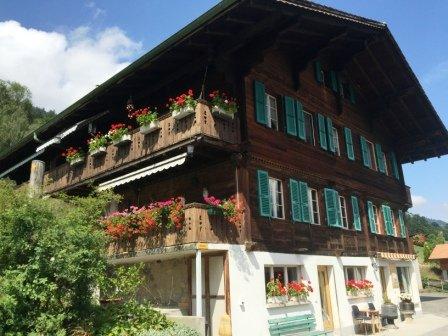 Chalet OaseCoja - Ferien im Grünen, alquiler vacacional en Heubach