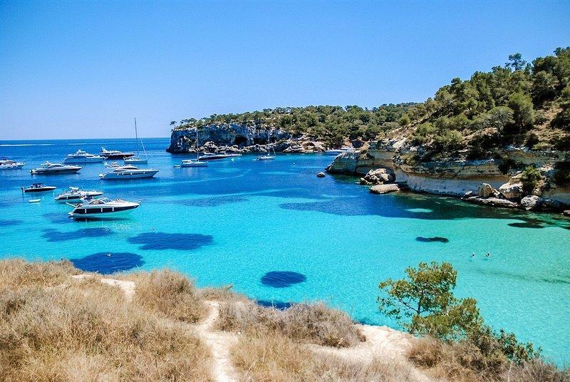 Puglian seaside