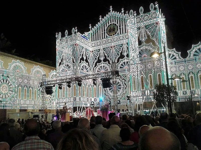 Puglian Festivals and Celebrations