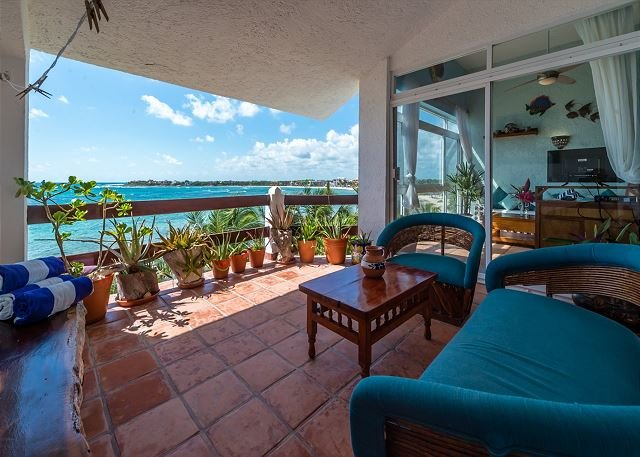 Amazing Caribbean Views and Clean Beach!, vacation rental in Akumal