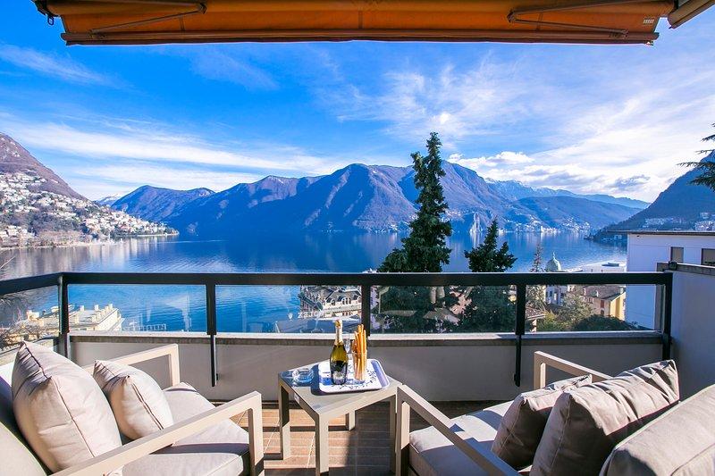 Lugano Motta – semesterbostad i Bioggio