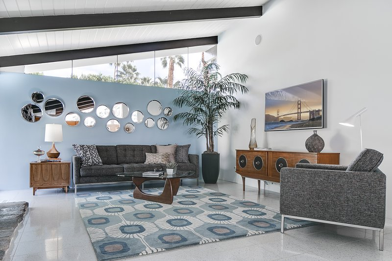 Celebrate simple, clean and fun architectural design as a destination.