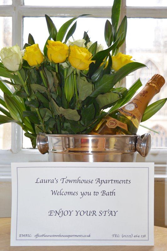Benvenuti da di Laura Townhouse Apartments.