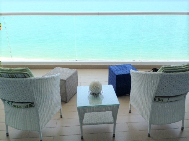 COZY BEACH FRONT APARTMENT IN SANTA CLARA, PANAMA, vacation rental in Farallon