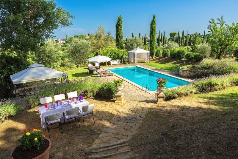 Araldica, holiday rental in Cetona