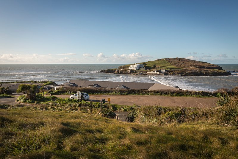 Views to Burgh Island