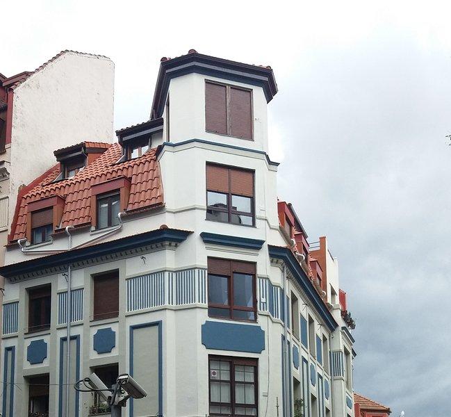 louer appartement Bilbao Torre Solokoetxe