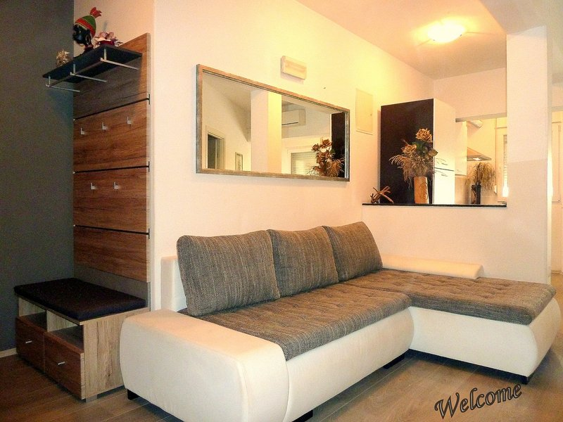 Apartment Adriana, vacation rental in Zadar