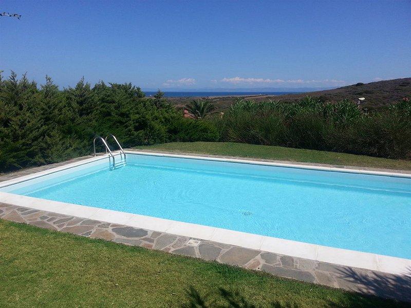Villa Agosto, Ferienwohnung in La Pedraia
