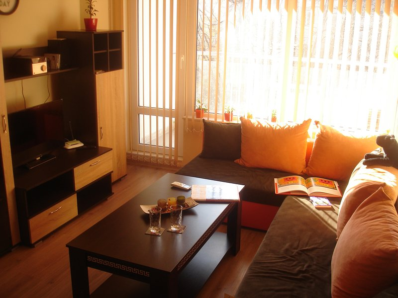 modern nest in the savannah :) for 1 or 2 !, holiday rental in Dedovo