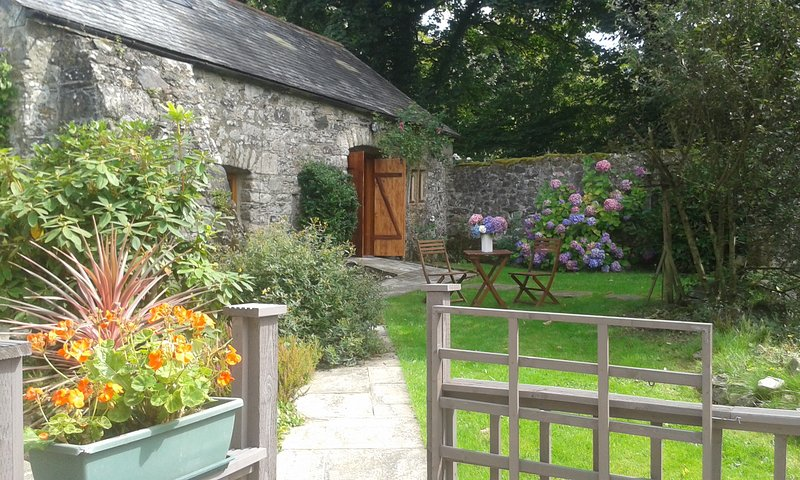 Hartsmead Cottage - Single Storey Barn Conversion in The Dartmoor National Park, holiday rental in Lydford