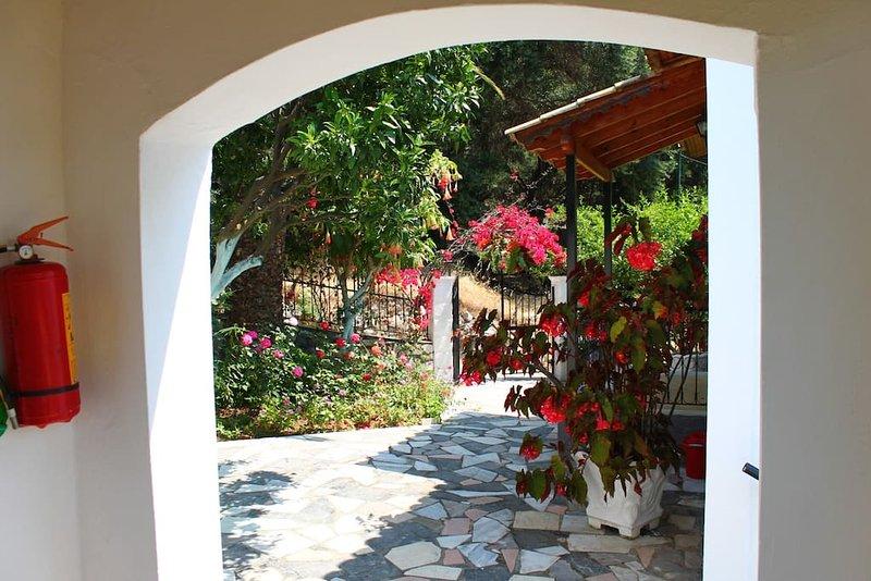 ULISSE STUDIO ROOM 5 PALEOKASTRITSA, vacation rental in Paleokastritsa
