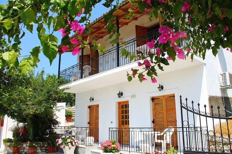 ULISSE STUDIO ROOM 3 PALEOKASTRITSA, vacation rental in Paleokastritsa