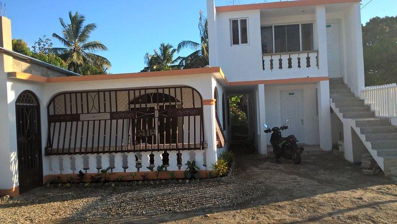 Casa Caribeña, vacation rental in Espaillat Province