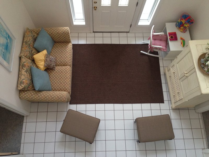 Living Area for Children on the first floor
