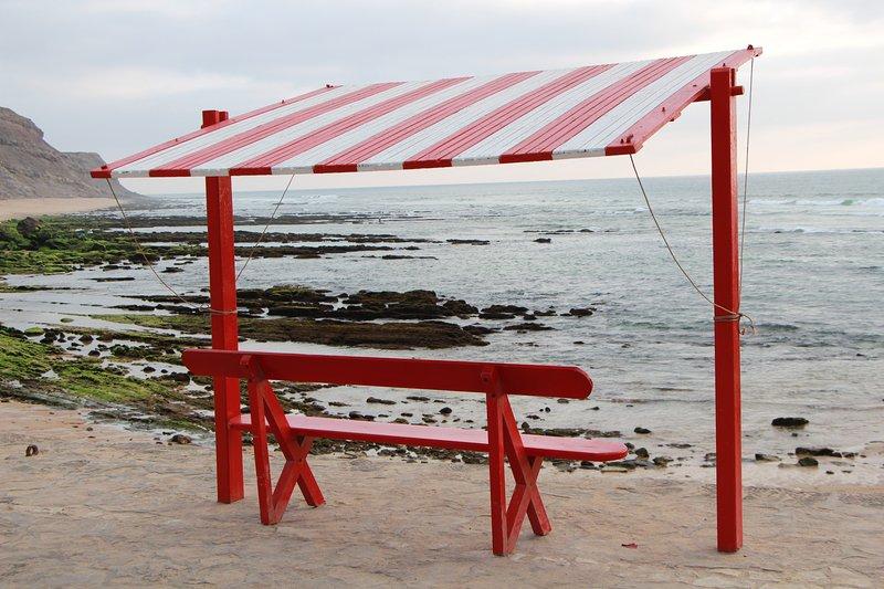 plage de Santa Cruz