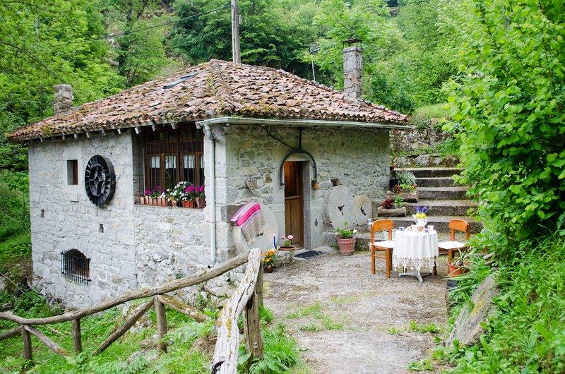 Molino Bi-centenario, location de vacances à Sobrefoz