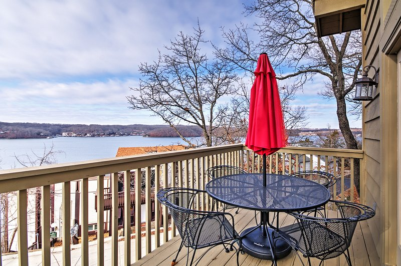 Elevate your Osage Beach retreat with this marvelous vacation rental home.