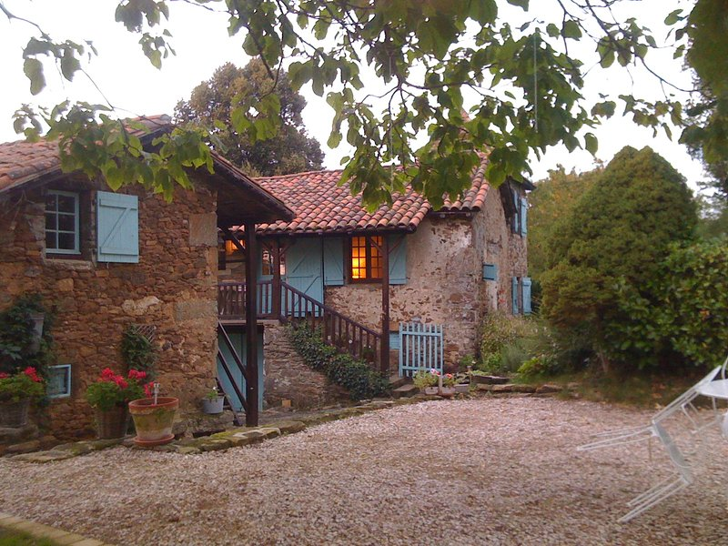 Lot Typical Farmhouse, holiday rental in Roumegoux