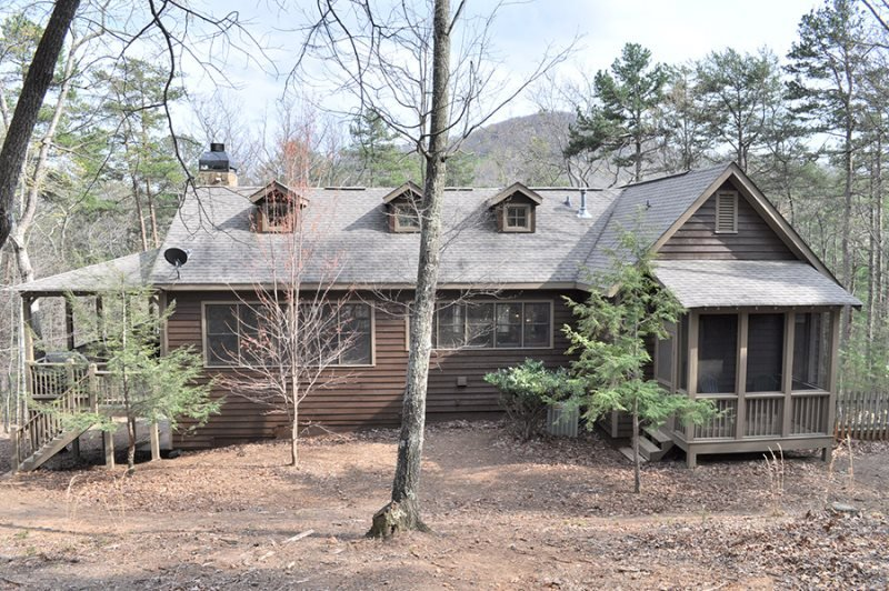 Mountain Acres Retreat Rental Home in Big Canoe Resort, holiday rental in Marble Hill