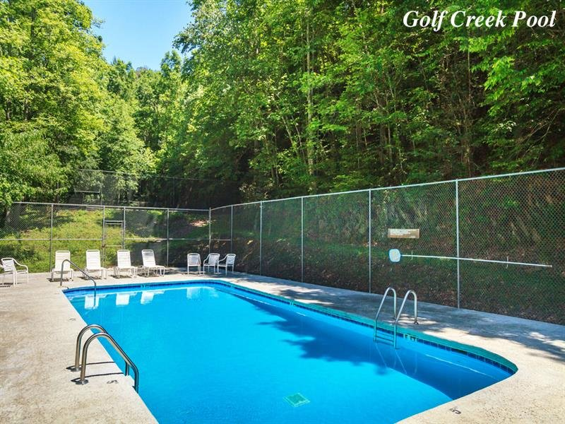 Outdoor community pool available for use Memorial holiday thru Labor Day. Approx 1.5 mile from cabin