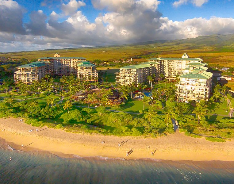 A premier resort experience just steps from one of America's best beaches
