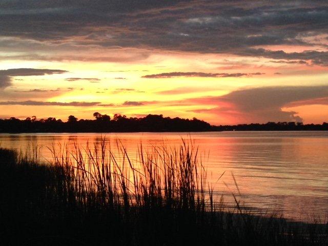 Sunset on Lake Dora