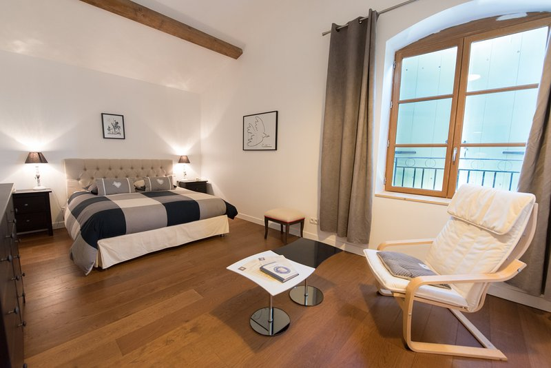Suite croisade, holiday rental in Ouveillan