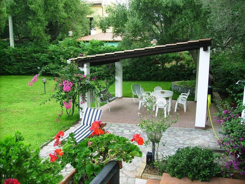 Villa Grazia, holiday rental in Lentiscosa