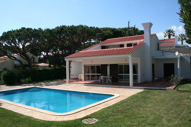 Familly villa for your lovely holidays in Vale do Lobo Algarve